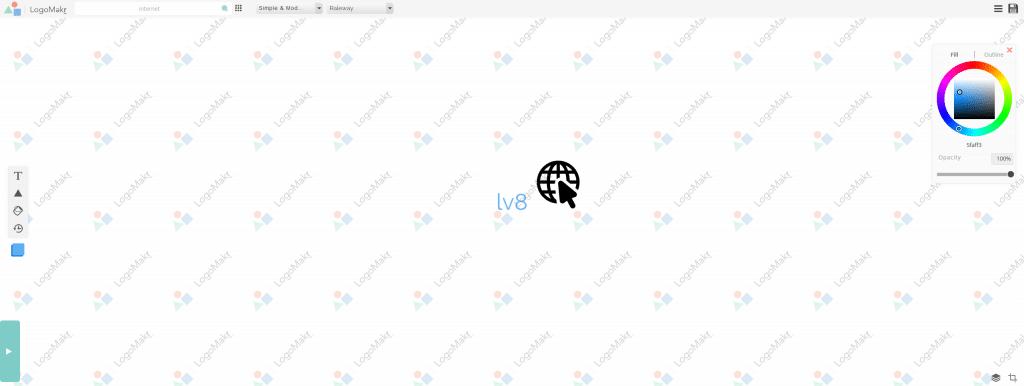 Screenshot 2021 01 05 Free Logo Maker Create your own logo in minutes