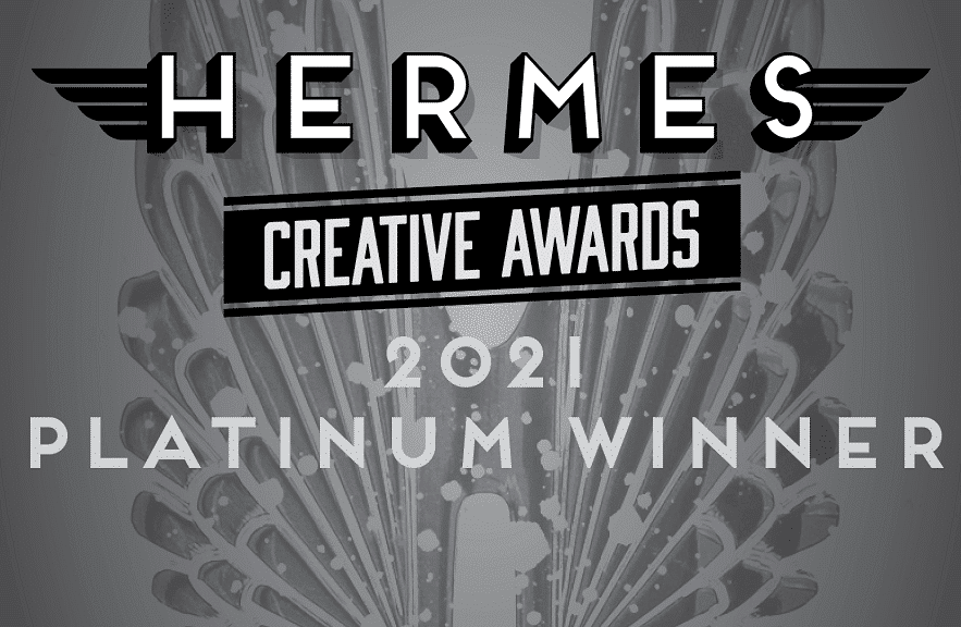 2021 Platinum Hermes Awards