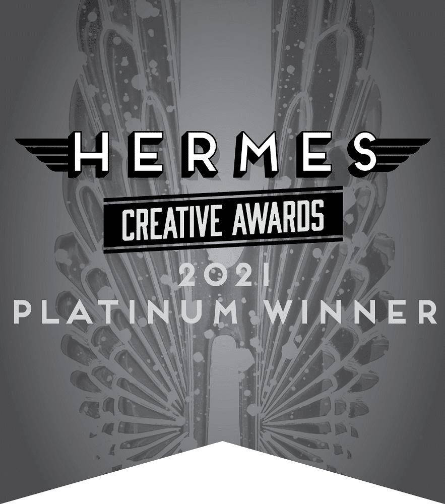 2021 Platinum Hermes Awards