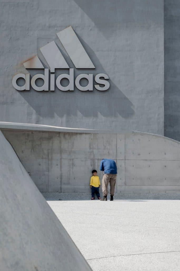 adidas branding