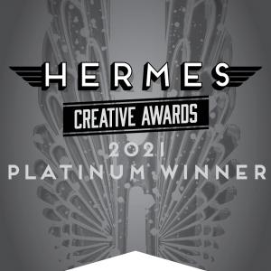 2021 Platinum Hermes Award